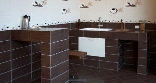 صورة سيراميك حمامات ومطابخ , افضل سيراميك الحمام والمطبخ جاذبيه