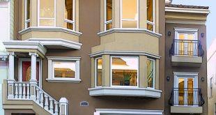 صورة واجهات منازل , احعل واجهة منزلك جميلة