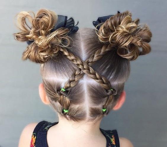 صورة تساريح اطفال , اجمل تسريحة شعر لطفلك