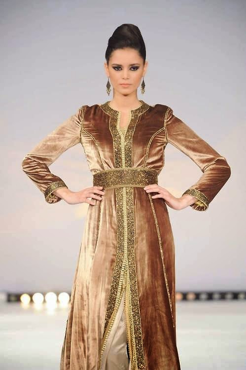 صور قفاطين مغربية , اروه تصميمات القفاطين المغربيه