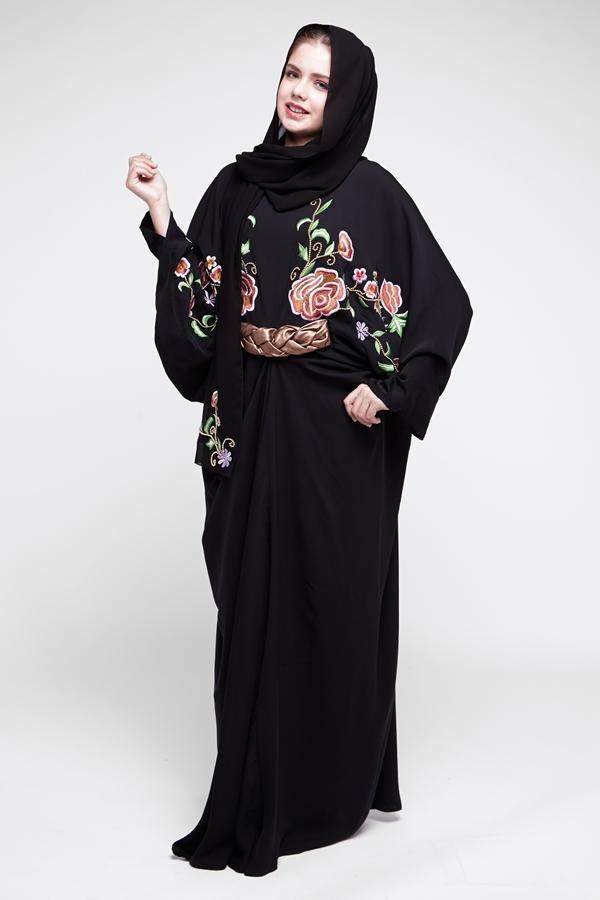 صورة عبايات سعودية , اروع تصميمات العبايات السعوديه