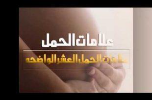 صورة كيف اعرف اني حامل قبل الدورة , علامات الحمل قبل ميعاد الدوره