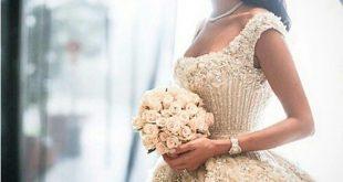 صورة صور عن العروس , اجمل عروسة فى ليلة زفافها