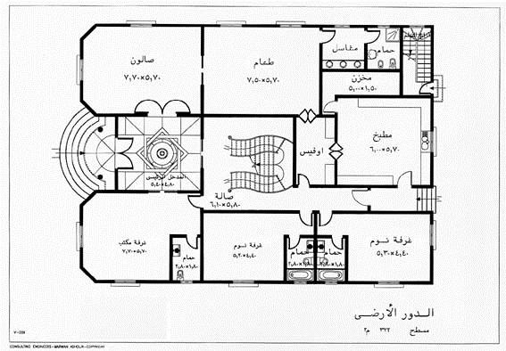 صورة تصاميم بيوت , احدث واجمل تصاميم بيوت عصريه 3617 5