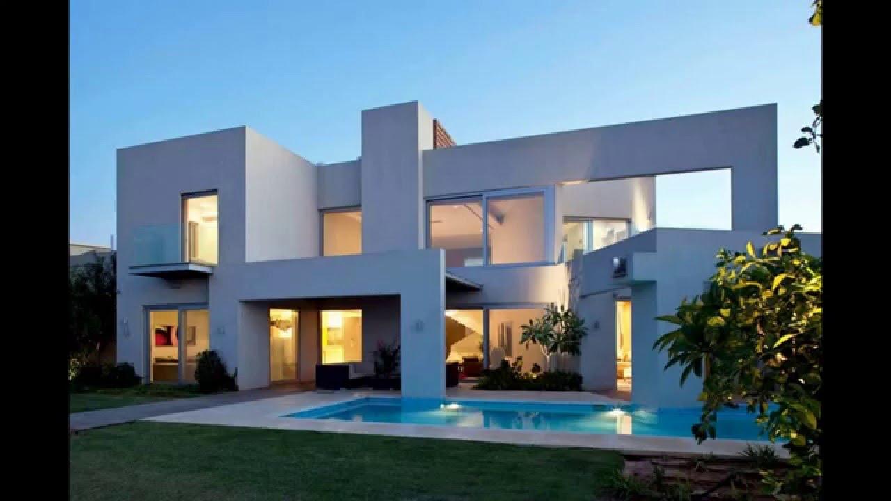 صورة تصاميم بيوت , احدث واجمل تصاميم بيوت عصريه 3617 7