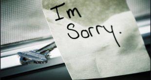 صور كلمات اعتذار للحبيب , رسائل وكلمات الاعتذار للحبيب
