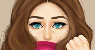 صور رسومات بنات جميلة , رسومات بنات مرسومة تجنن