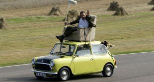 صورة سيارة مستر بن , تعرف على سيارة مستر بين الشهيرة