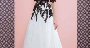 صورة ملابس سهرة , تصميمات فخمة لفساتين سواريه