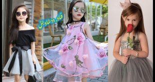 صورة ملابس العيد , اشيك موديلات ملابس العيد للاطفال