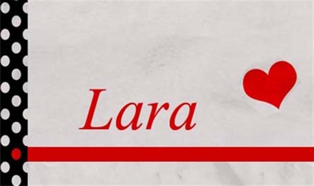 صورة معنى اسم لارا , تفسير اسم لارا الجميل