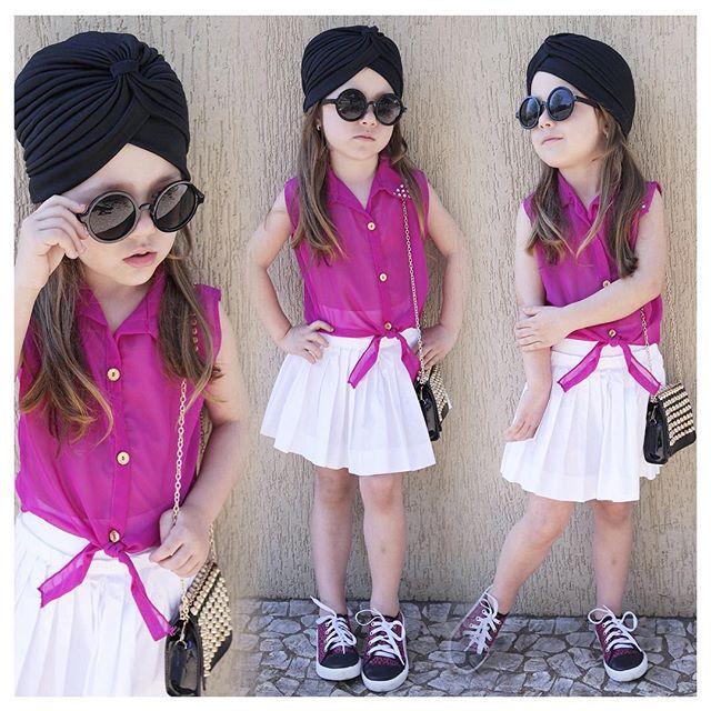 صورة ملابس بنات اطفال , اشيك اطقم بناتى