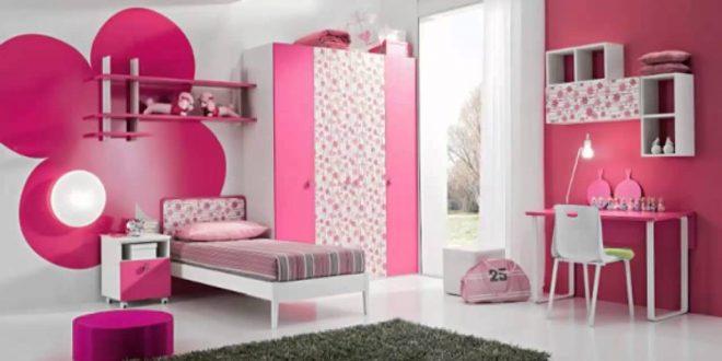 صورة غرف نوم اطفال بنات , اشيك غرف نوم بنات اطفال