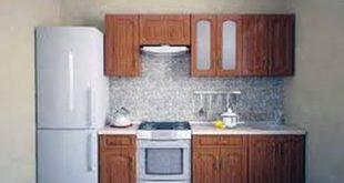 صورة ديكورات مطابخ صغيرة , اجعلى مطبخك مميز وانيق مهما كانت مساحته