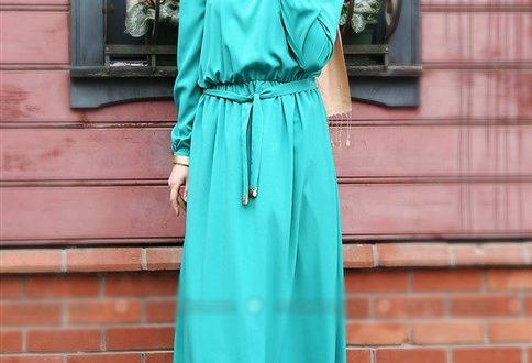 صورة تنسيق الملابس للمحجبات , اشيك ملابس المحجبات