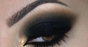 صورة مكياج عيون لبناني , صور مكياج عين انيق
