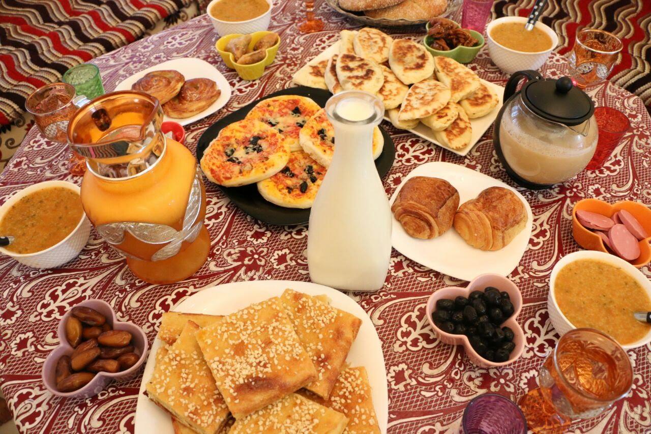 صورة طبخ رمضان , اجمل اكلات رمضان 2447 2