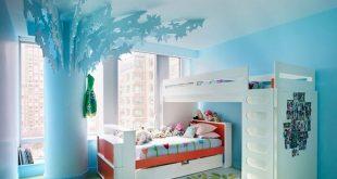 صورة ديكورات غرف نوم اطفال , اجمل اشكال لحجر الاطفال