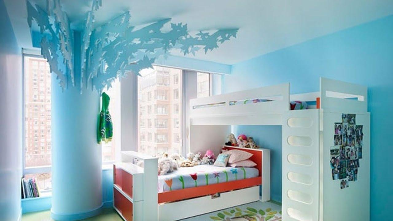 صور ديكورات غرف نوم اطفال , اجمل اشكال لحجر الاطفال