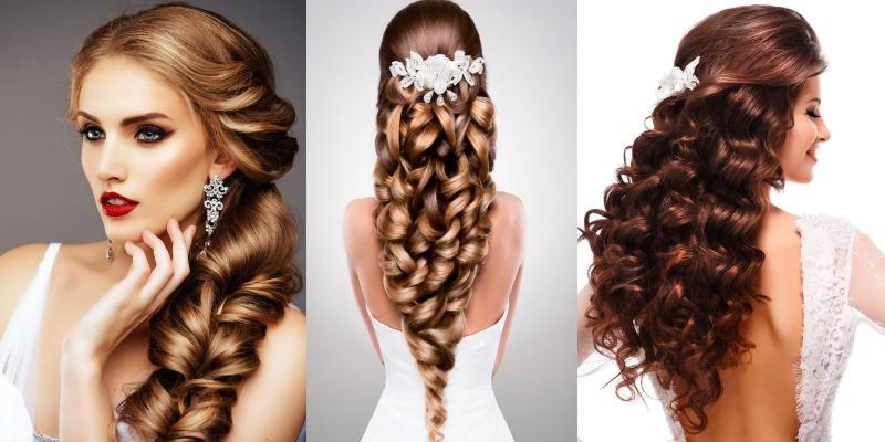 صورة تسريحات الشعر الطويل , اجمل التسريحات للشعر الطويل الجذاب