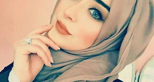 صورة صور بنات جميلات محجبات , اجمل اطلالة جديدة للمحجبات
