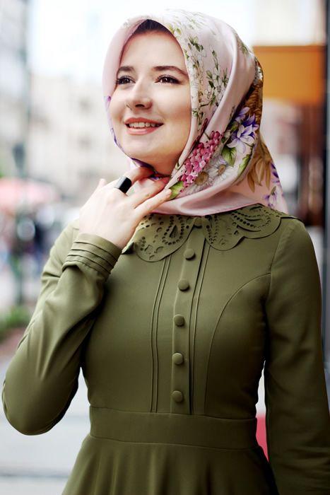 صورة صور بنات جميلات محجبات , اجمل اطلالة جديدة للمحجبات 5030 8