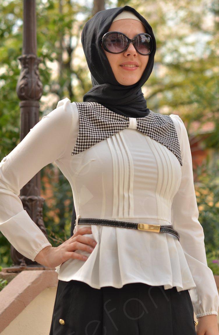 صورة صور بنات جميلات محجبات , اجمل اطلالة جديدة للمحجبات 5030 9