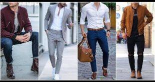 صورة ملابس كاجوال , اشيك موديلات الملابس الرجالية الخفيفة