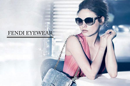 صورة نظارات فندي حريمي , تشكيلة جديدة من نظارات فندي النسائية 2020