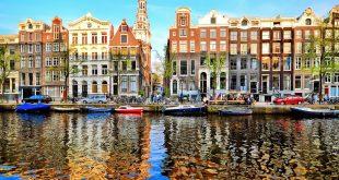 صورة امستردام , اروع الاماكن السياحية في امستردام