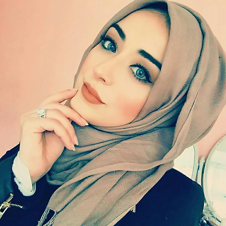 صورة اجمل محجبات , مع الحجاب لكي تكوني اجمل