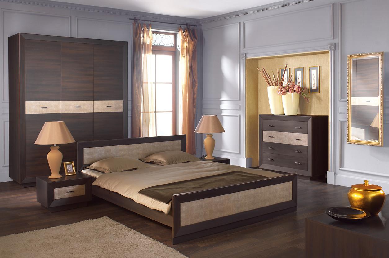 صورة غرف نوم خشب , احدث غرف النوم واختيار نوعيه الخشاب