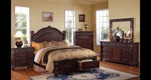 صور غرف نوم خشب , احدث غرف النوم واختيار نوعيه الخشاب