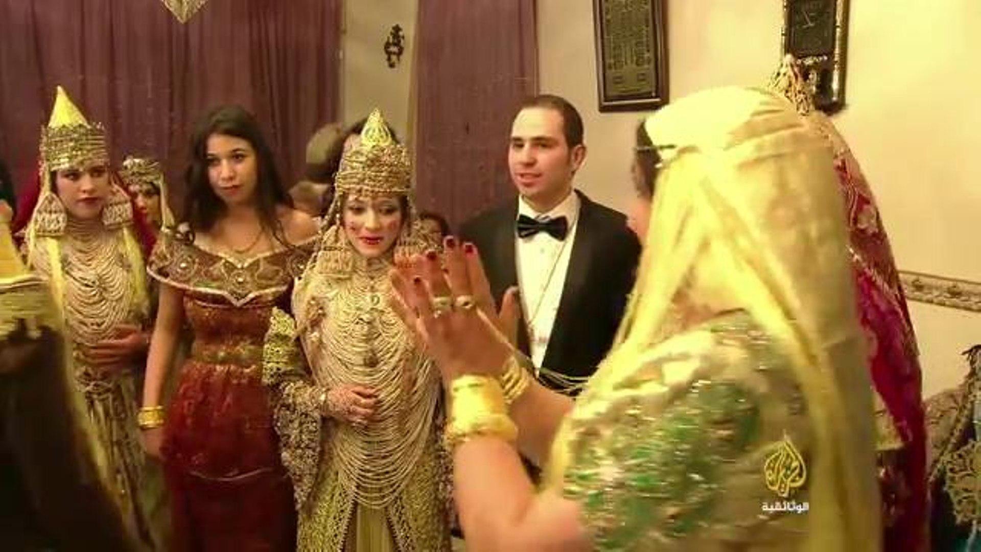 صورة اعراس الجزائر , العرائس في الجزائر