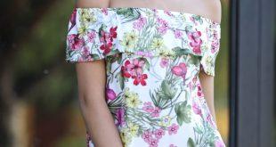 صورة بلوزات صيف 2020 , باقه مختاره من ملابس الصيف