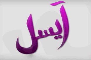 صورة معنى اسم ايسل , صفات ايسل وهى من الاسماء العربيه