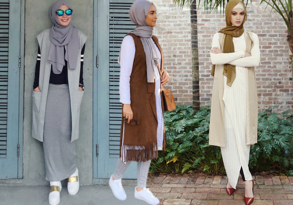 صورة موضة شتاء 2020 للمحجبات , الشتاء وافضل الملابس لهذا العام