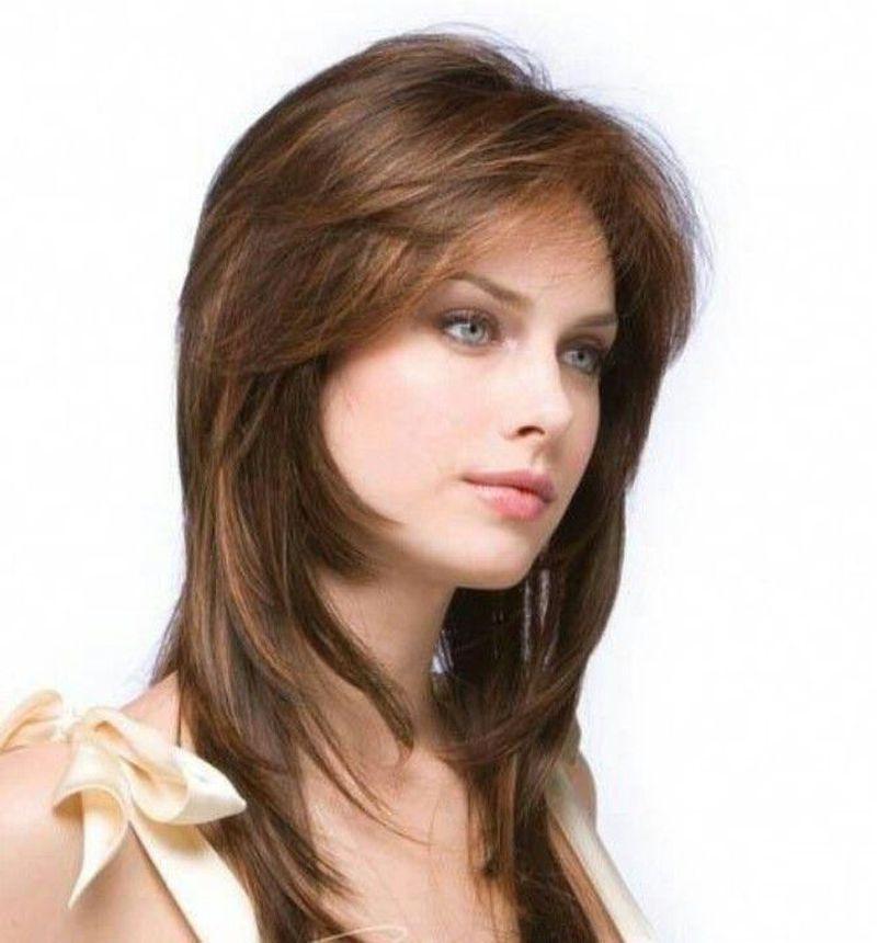 صور احدث قصات الشعر الطويل , انوثتك من شعرك وتسريحات لشعر طويل