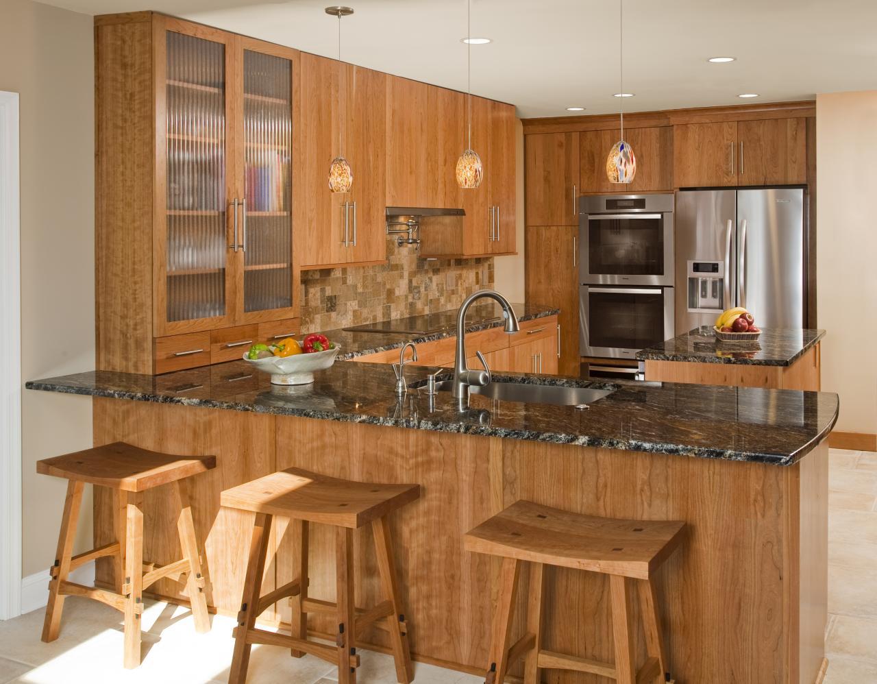 صورة مطابخ امريكية , اختارى مطبخك على الموضة