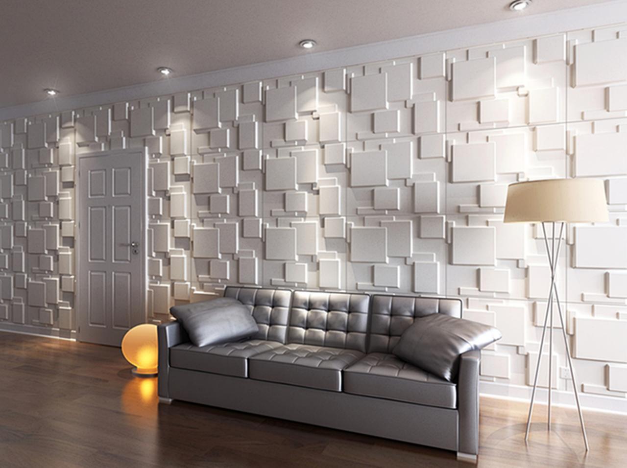 صورة صور ورق جدران , عاوزه تجددي بيتك حقلك الحل