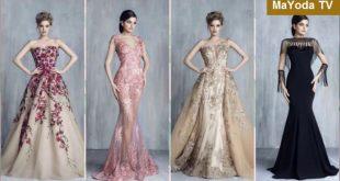 صورة احدث موديلات الفساتين , كولكشن فساتين يجمالو روعة
