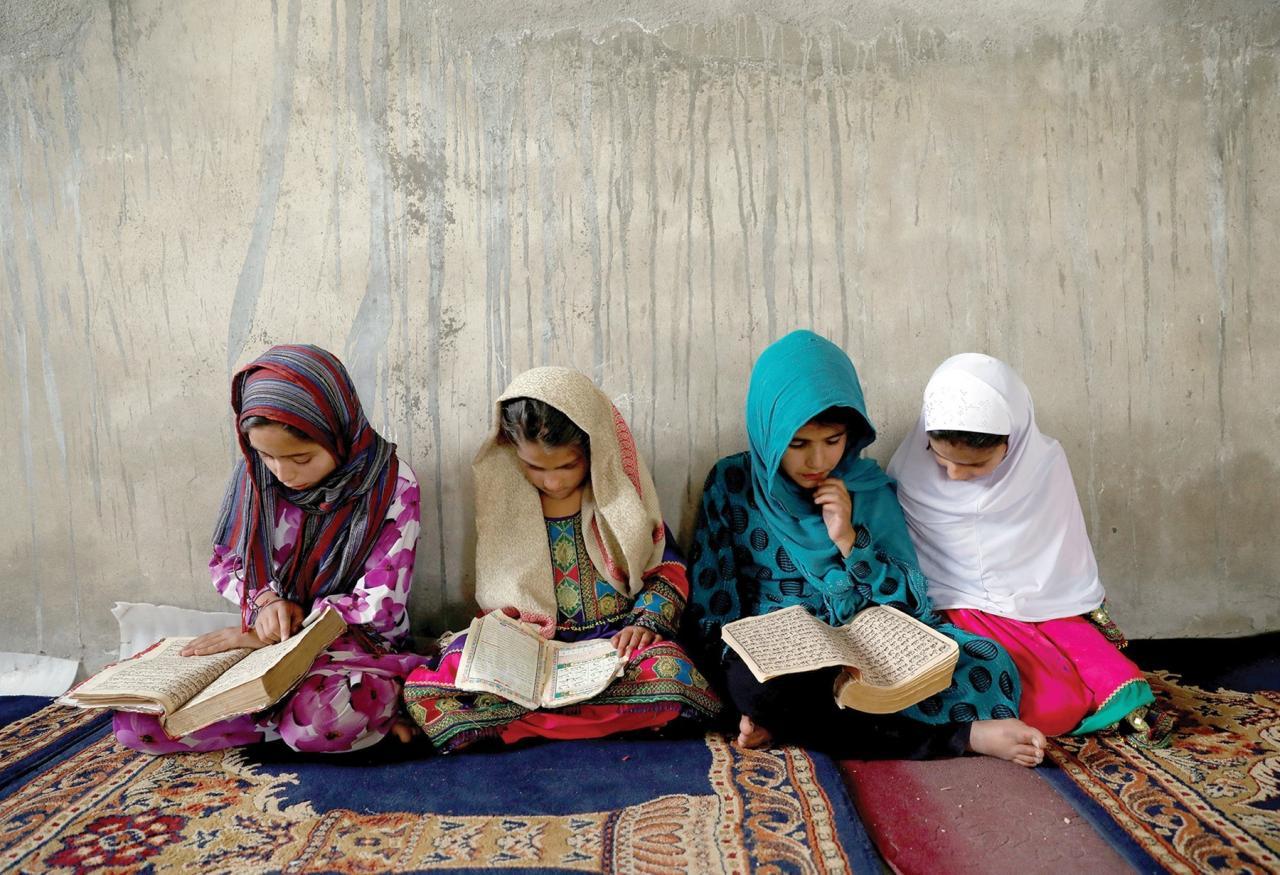 صورة بنات افغانيات , يتميزون بالاختلاف كثيرا 6120 5