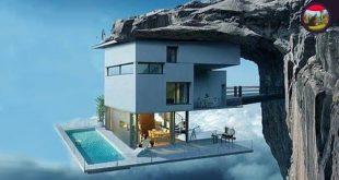 صورة اجمل منزل في العالم، من أجمل المنازل تحفة