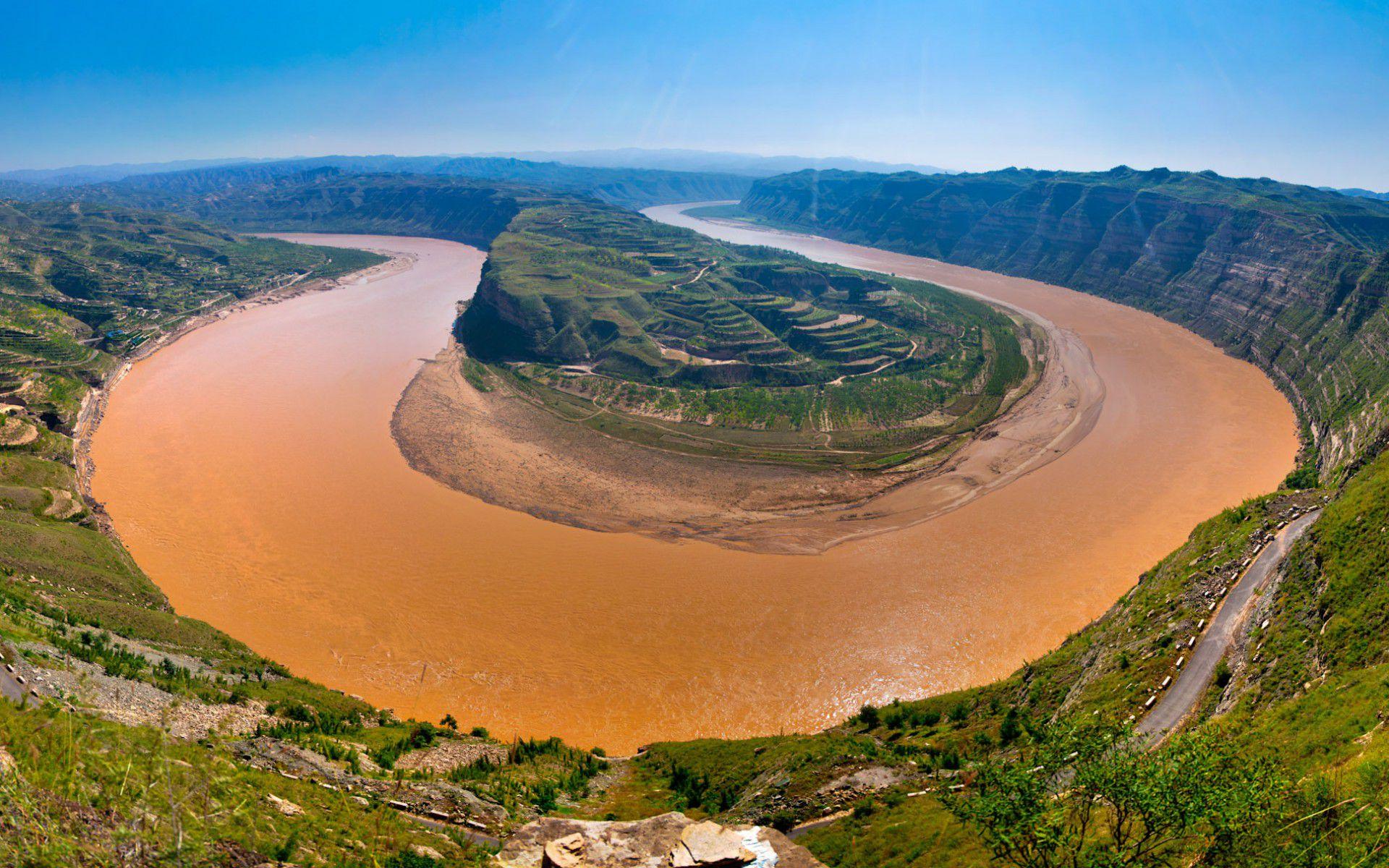 اكبر نهر في العالم من الأنهار المعروفة بكبرها احساس ناعم