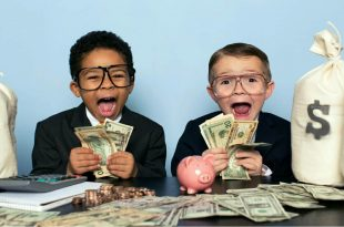 صورة كيف اصبح غنيا، نسعي لتحقيقها جميعا