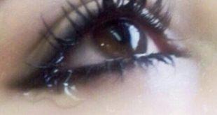 صورة صورة عبرت عن كل الحزن الي في قلبي، صور عيون تدمع