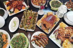 صورة سفرة رمضان، عاوزه سفرة حلوه في رمضان هقولك الحل