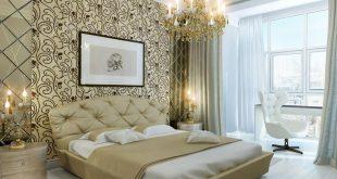 صورة ورق جدران غرف نوم، عاوزه غرفة النوم تكون حلوة هقلك ازاي