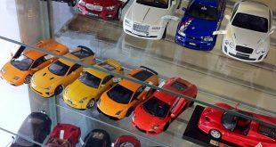 سيارات ريموت , عربات اللعبة التي تعمل عن بعد