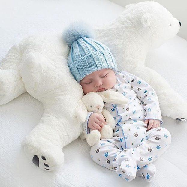 صورة صور طفل نايم 12851 2